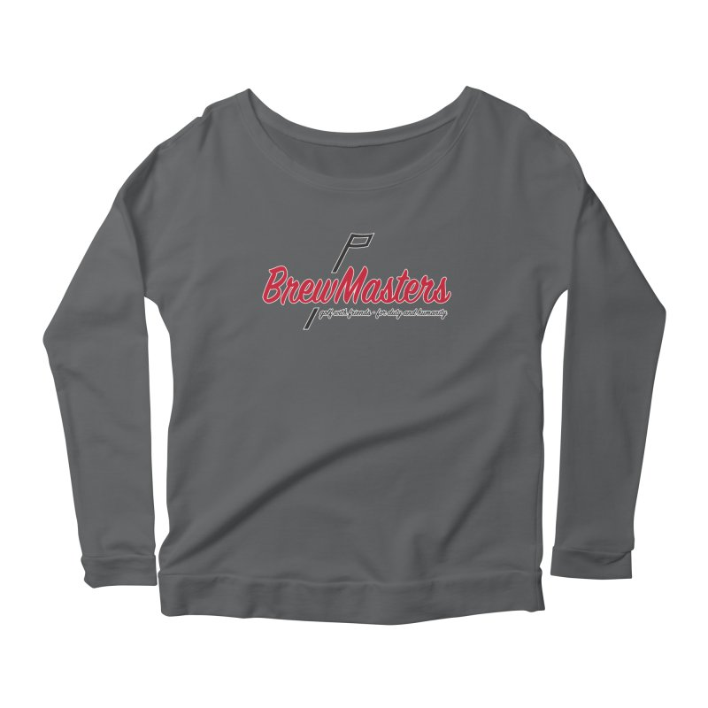 Brewmasters_Golf Women's Longsleeve T-Shirt by Brian Harms
