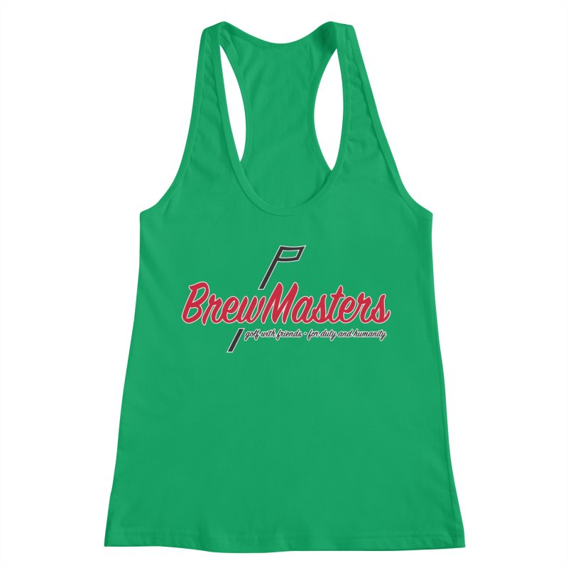 Brewmasters_Golf Women's Tank by Brian Harms