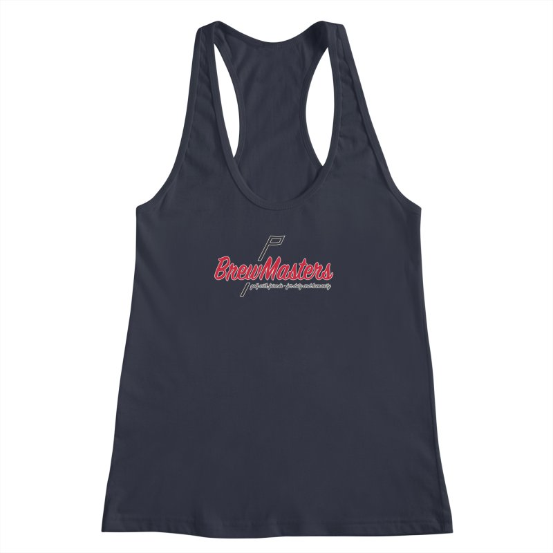 Brewmasters_Golf Women's Racerback Tank by Brian Harms