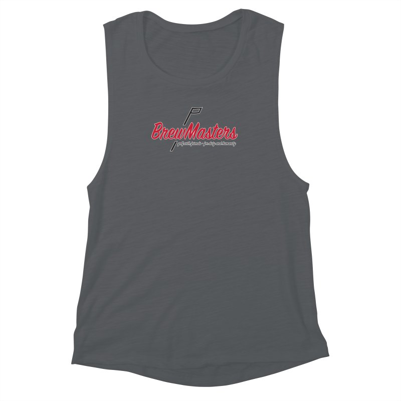 Brewmasters_Golf Women's Muscle Tank by Brian Harms
