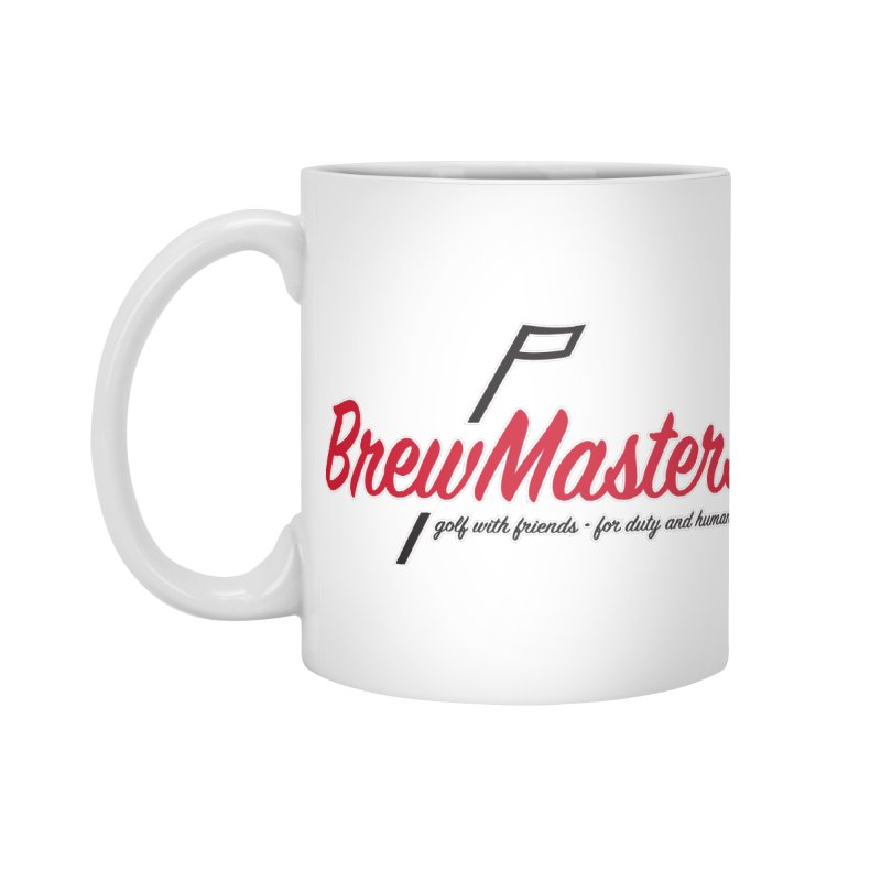 Brewmasters_Golf Accessories Standard Mug by Brian Harms