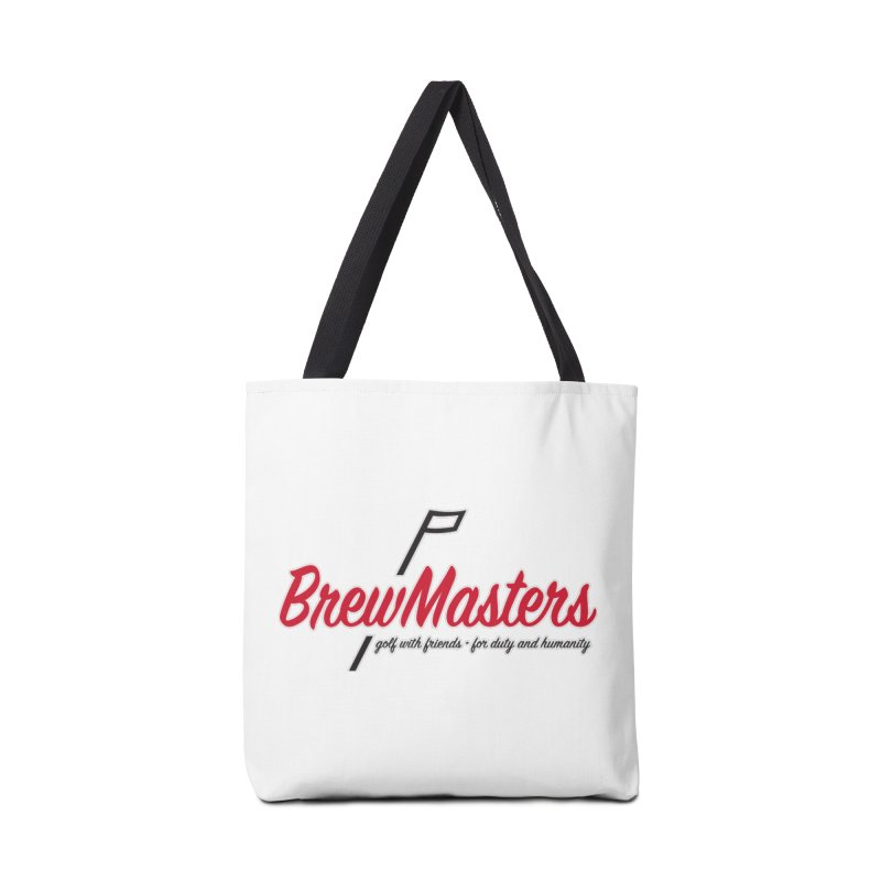 Brewmasters_Golf Accessories Tote Bag Bag by Brian Harms