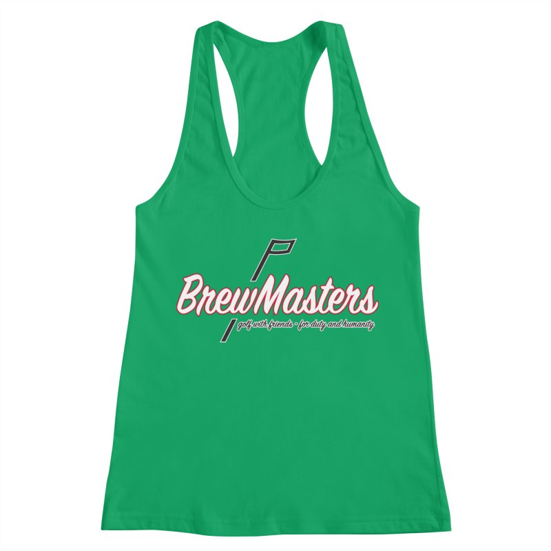 Brewmasters_Golf_REV Women's Tank by Brian Harms