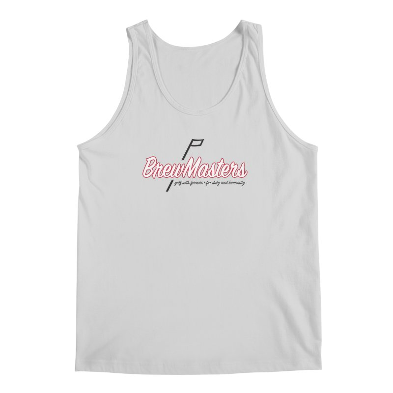 Brewmasters_Golf_REV Men's Regular Tank by Brian Harms