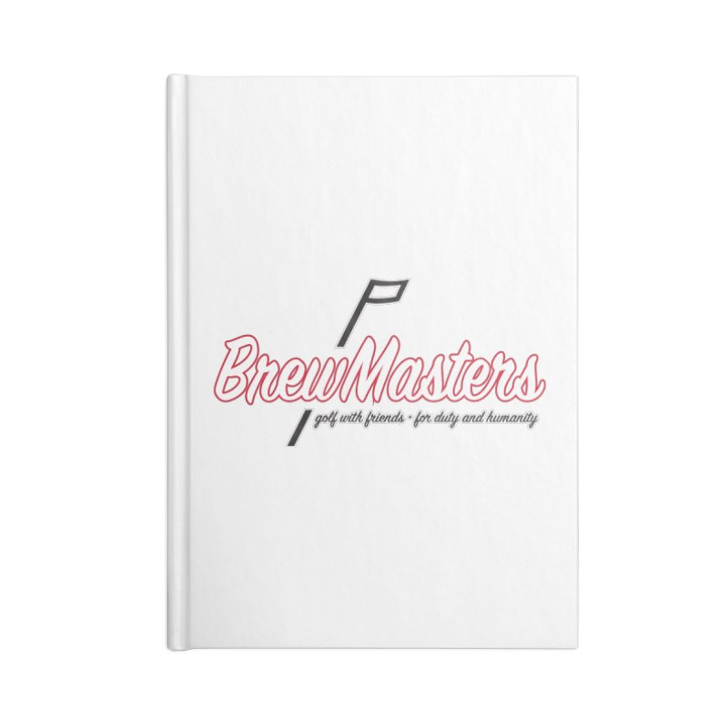 Brewmasters_Golf_REV Accessories Notebook by Brian Harms