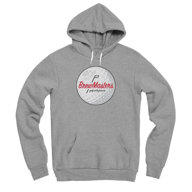 Brewmasters_40th_Annual_2 Men's Sponge Fleece Pullover Hoody by Brian Harms