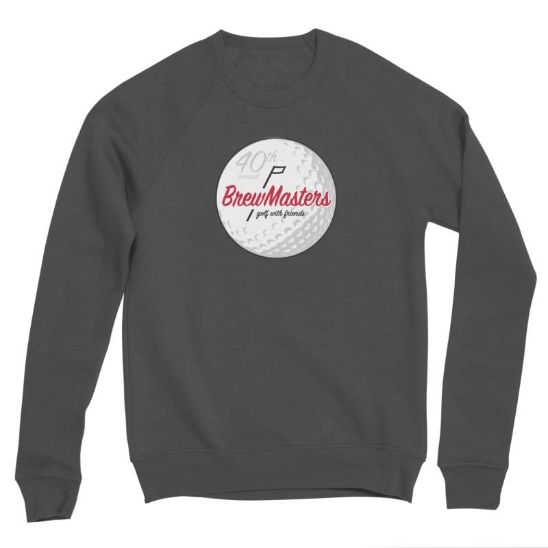 Brewmasters_40th_Annual_2 Men's Sponge Fleece Sweatshirt by Brian Harms