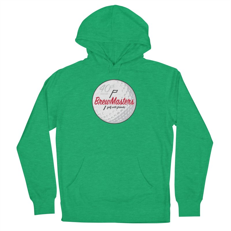 Brewmasters_40th_Annual_2 Men's French Terry Pullover Hoody by Brian Harms