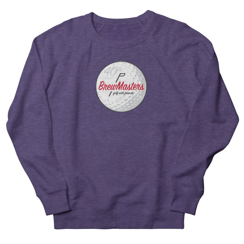 Brewmasters_40th_Annual_2 Women's French Terry Sweatshirt by Brian Harms