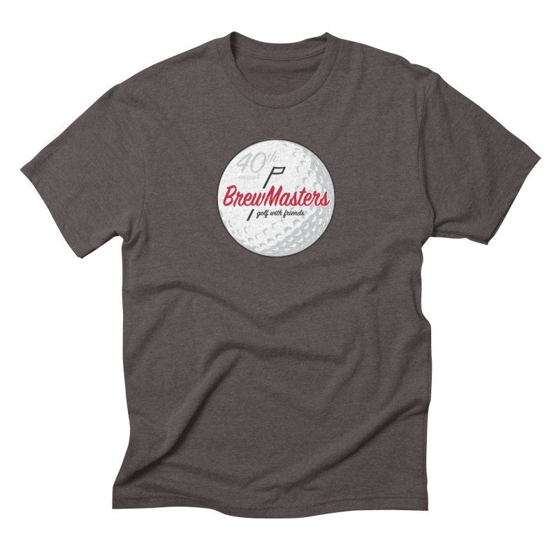 Brewmasters_40th_Annual_2 Men's Triblend T-Shirt by Brian Harms