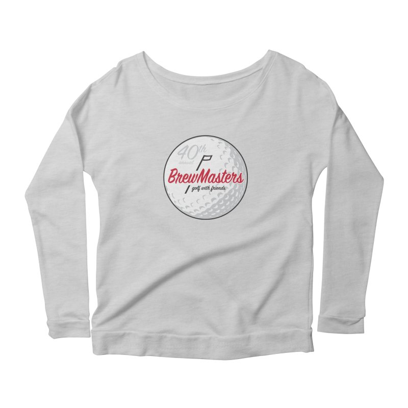 Brewmasters_40th_Annual_2 Women's Scoop Neck Longsleeve T-Shirt by Brian Harms