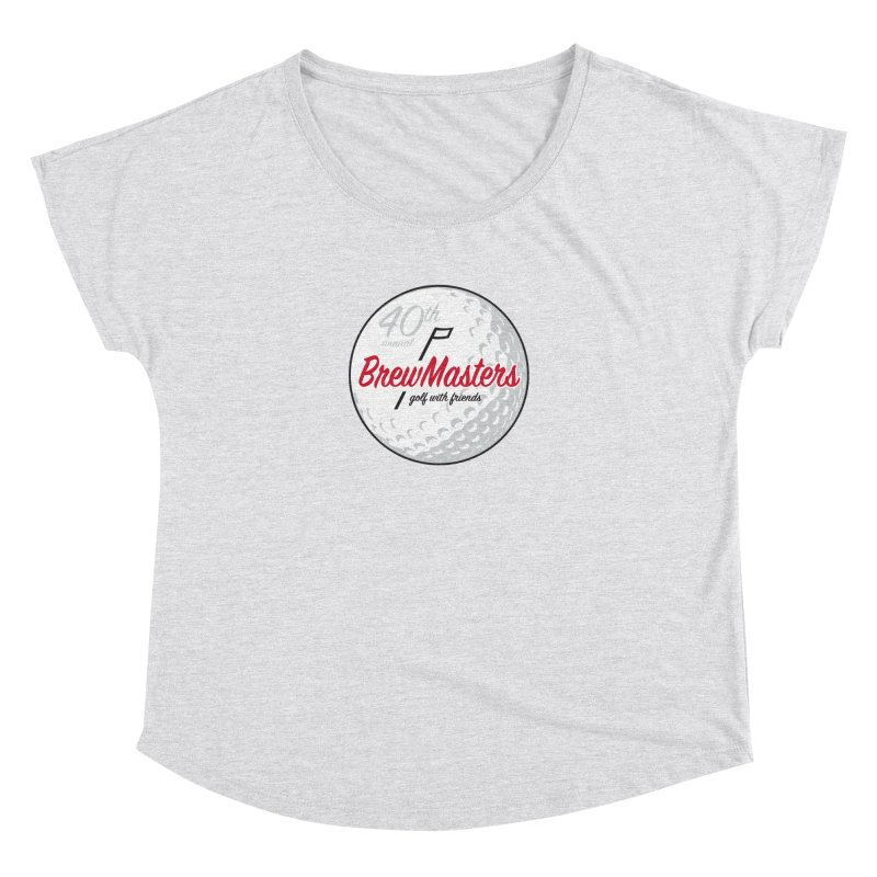 Brewmasters_40th_Annual_2 Women's Dolman Scoop Neck by Brian Harms