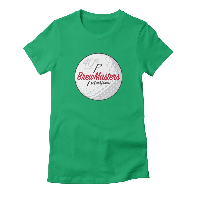 Brewmasters_40th_Annual_2 Women's Fitted T-Shirt by Brian Harms