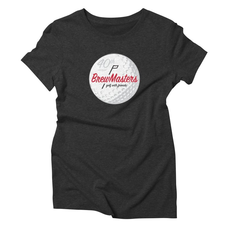 Brewmasters_40th_Annual_2 Women's Triblend T-Shirt by Brian Harms