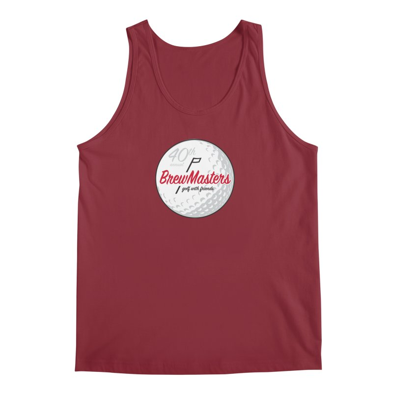 Brewmasters_40th_Annual_2 Men's Regular Tank by Brian Harms