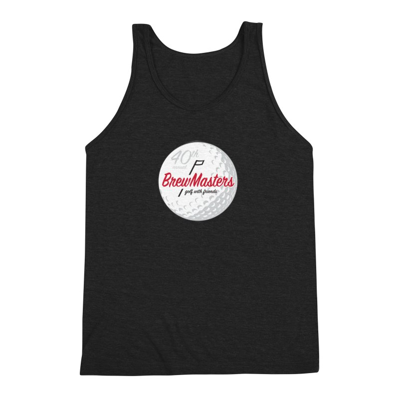 Brewmasters_40th_Annual_2 Men's Triblend Tank by Brian Harms