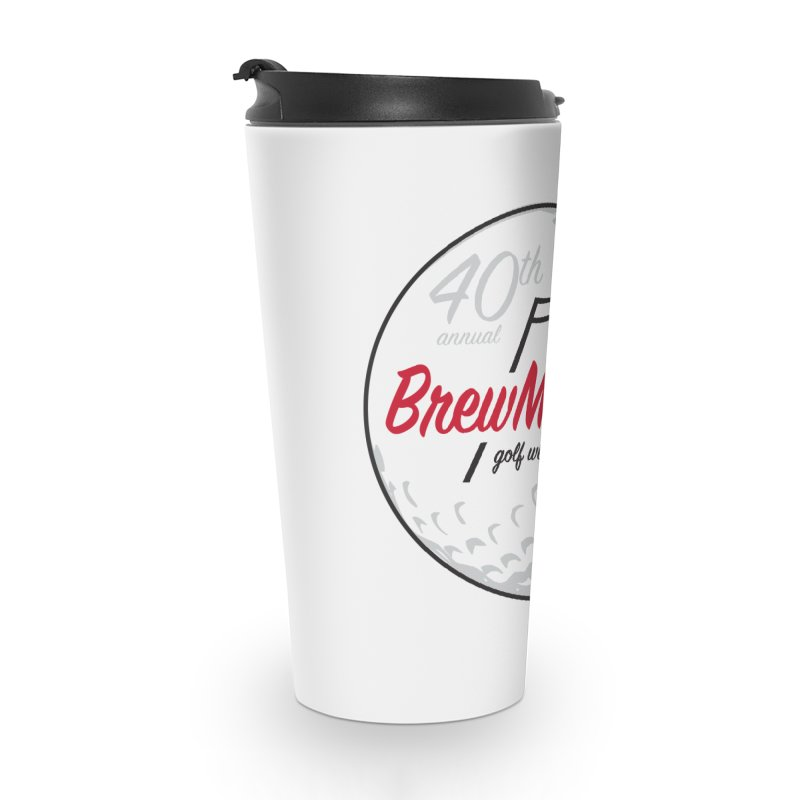 Brewmasters_40th_Annual_2 Accessories Travel Mug by Brian Harms