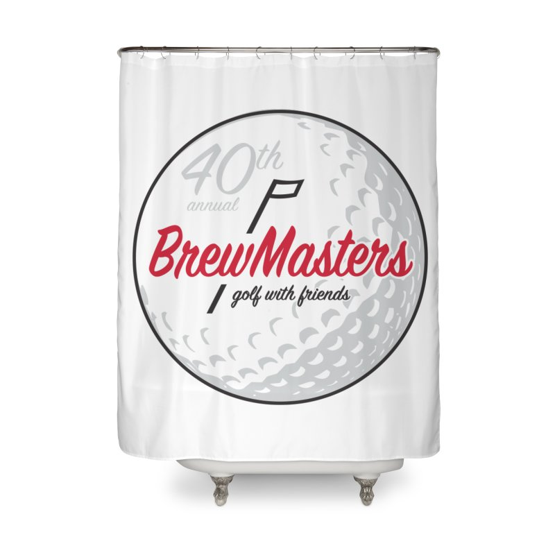 Brewmasters_40th_Annual_2 Home Shower Curtain by Brian Harms