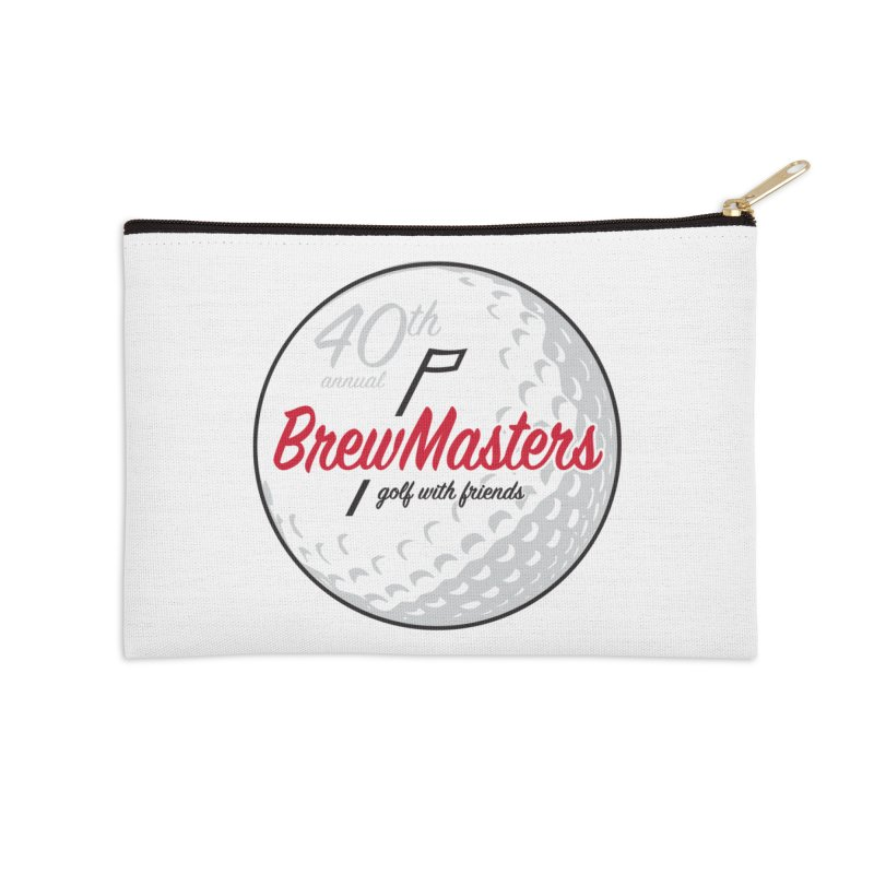 Brewmasters_40th_Annual_2 Accessories Zip Pouch by Brian Harms