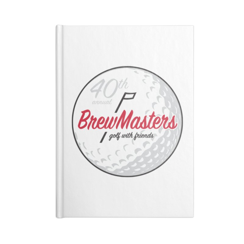 Brewmasters_40th_Annual_2 Accessories Notebook by Brian Harms