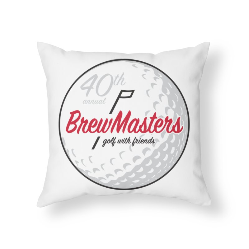 Brewmasters_40th_Annual_2 Home Throw Pillow by Brian Harms