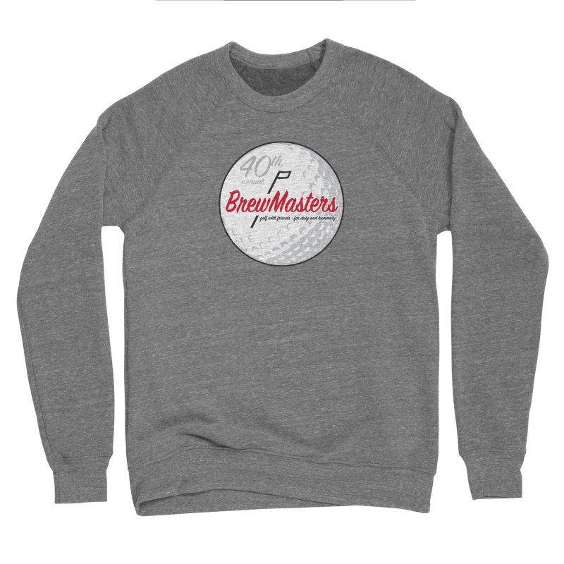 Brewmasters_40th_Annual_3 Men's Sponge Fleece Sweatshirt by Brian Harms