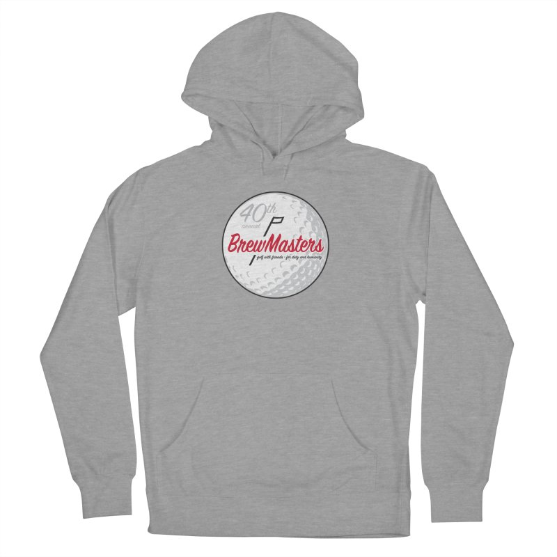 Brewmasters_40th_Annual_3 Men's French Terry Pullover Hoody by Brian Harms