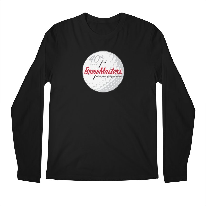 Brewmasters_40th_Annual_3 Men's Regular Longsleeve T-Shirt by Brian Harms