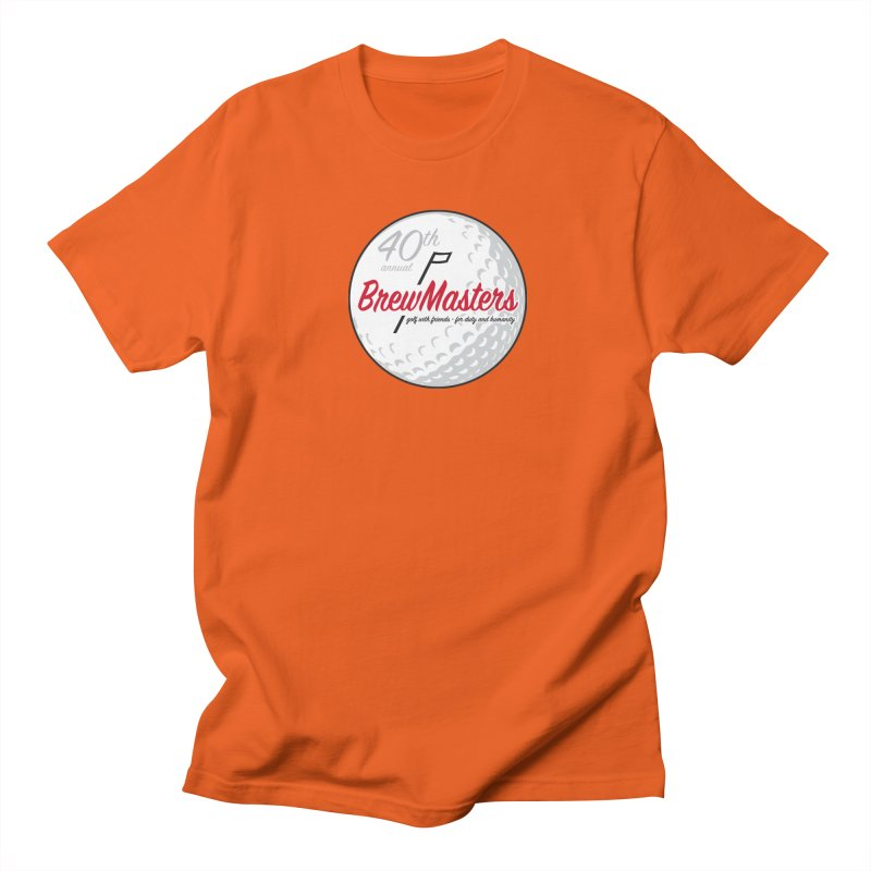 Brewmasters_40th_Annual_3 Women's Regular Unisex T-Shirt by Brian Harms