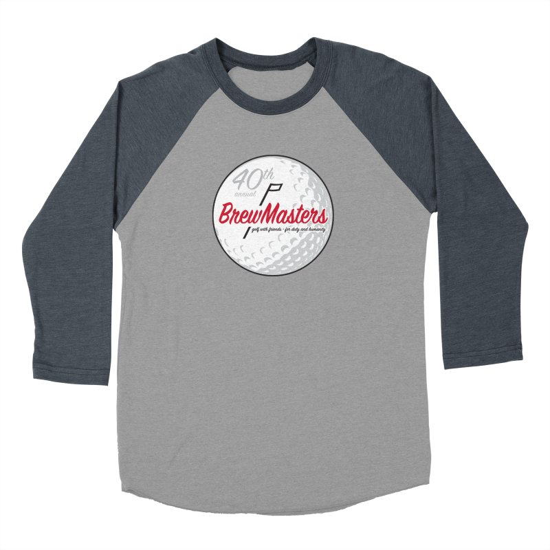 Brewmasters_40th_Annual_3 Women's Baseball Triblend Longsleeve T-Shirt by Brian Harms