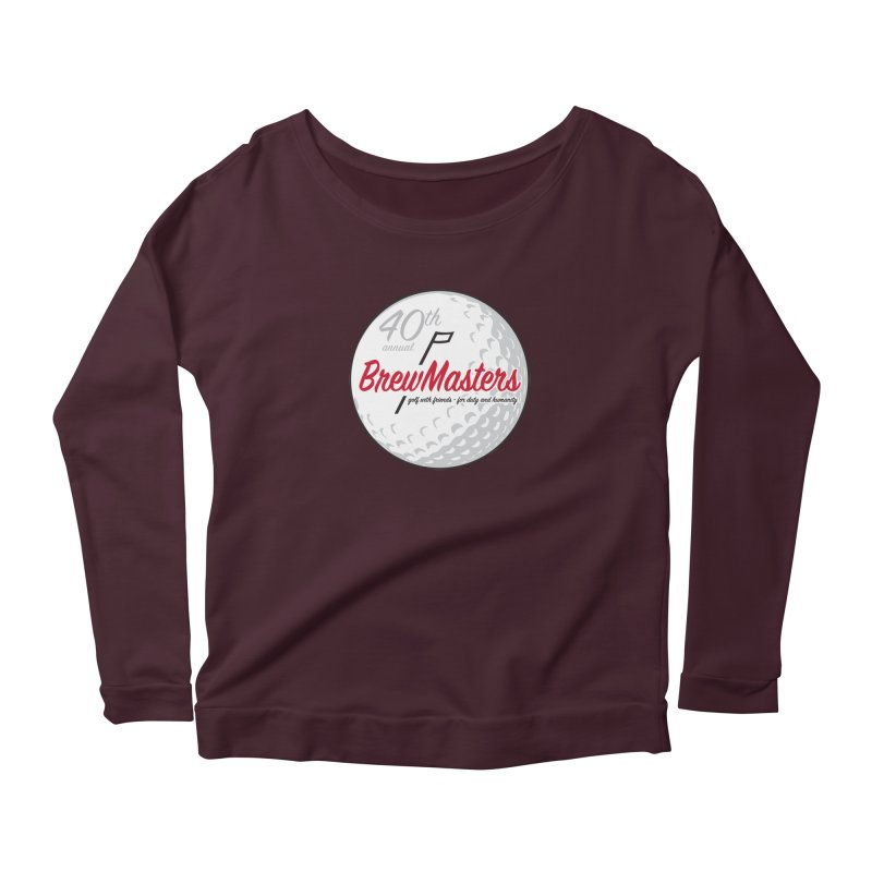 Brewmasters_40th_Annual_3 Women's Scoop Neck Longsleeve T-Shirt by Brian Harms