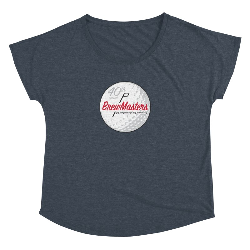 Brewmasters_40th_Annual_3 Women's Dolman Scoop Neck by Brian Harms