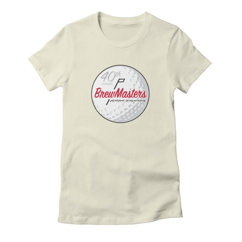 Brewmasters_40th_Annual_3 Women's Fitted T-Shirt by Brian Harms