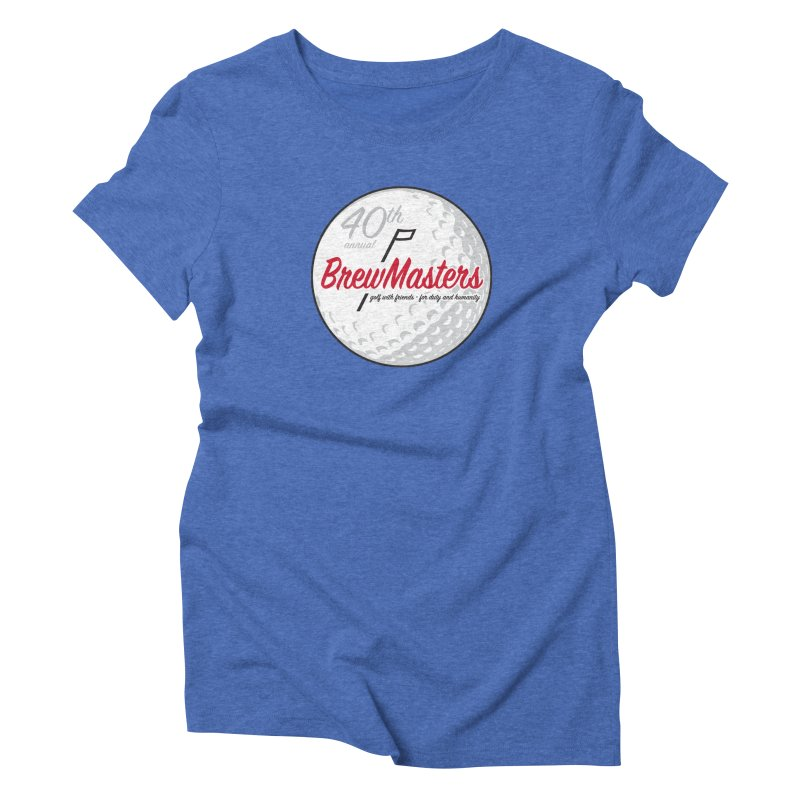 Brewmasters_40th_Annual_3 Women's Triblend T-Shirt by Brian Harms