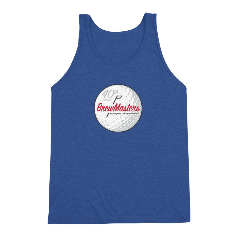 Brewmasters_40th_Annual_3 Men's Tank by Brian Harms