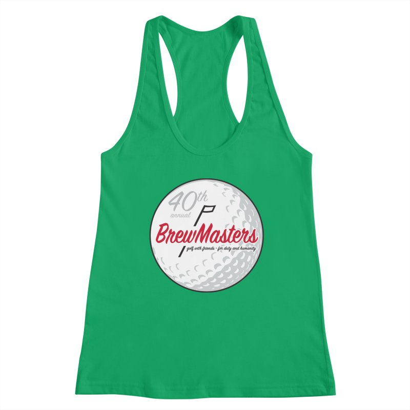 Brewmasters_40th_Annual_3 Women's Tank by Brian Harms