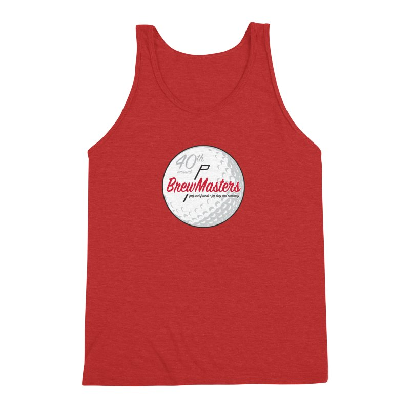 Brewmasters_40th_Annual_3 Men's Triblend Tank by Brian Harms