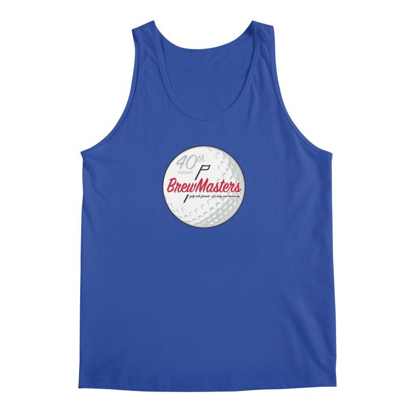 Brewmasters_40th_Annual_3 Men's Regular Tank by Brian Harms