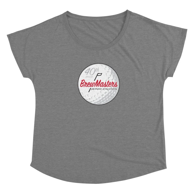 Brewmasters_40th_Annual_3 Women's Scoop Neck by Brian Harms