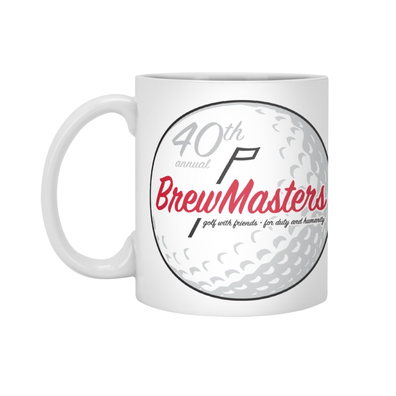 Brewmasters_40th_Annual_3 Accessories Standard Mug by Brian Harms