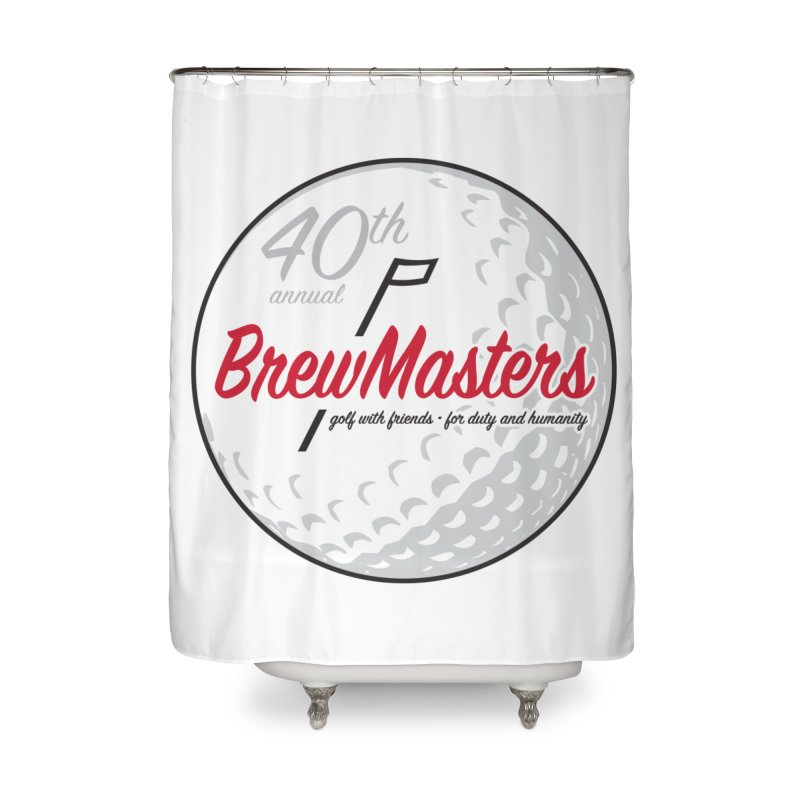 Brewmasters_40th_Annual_3 Home Shower Curtain by Brian Harms