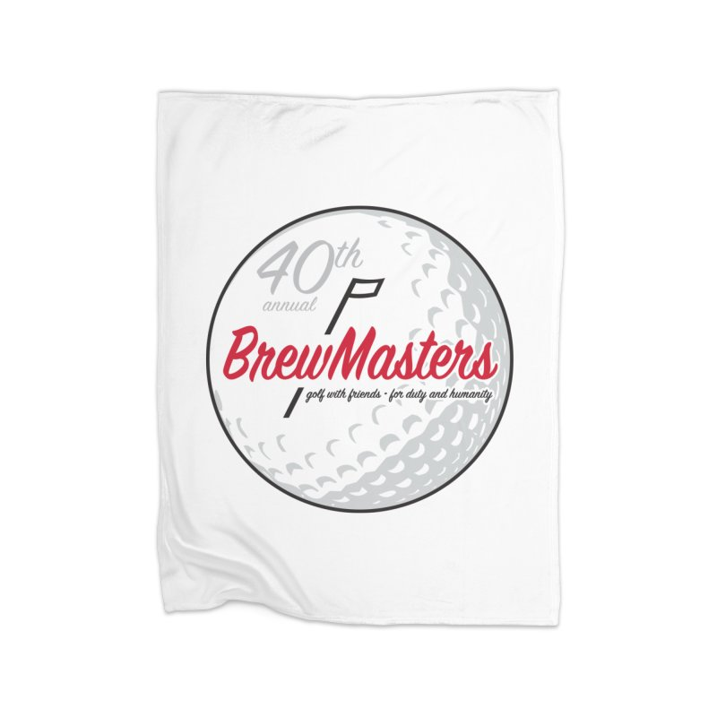 Brewmasters_40th_Annual_3 Home Fleece Blanket Blanket by Brian Harms