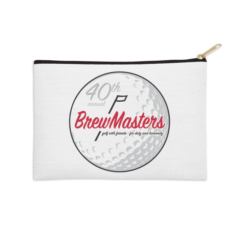 Brewmasters_40th_Annual_3 Accessories Zip Pouch by Brian Harms