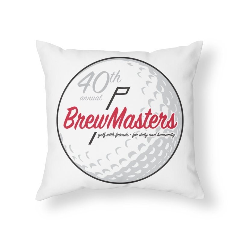 Brewmasters_40th_Annual_3 Home Throw Pillow by Brian Harms