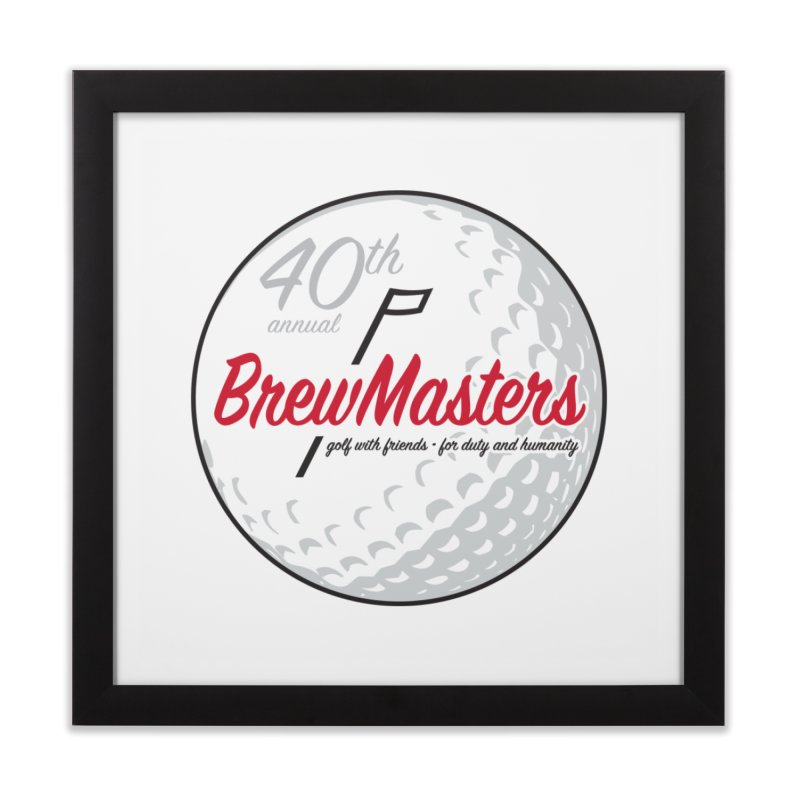 Brewmasters_40th_Annual_3 Home Framed Fine Art Print by Brian Harms
