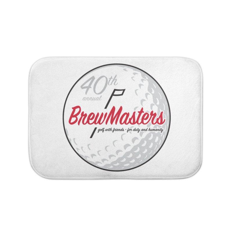 Brewmasters_40th_Annual_3 Home Bath Mat by Brian Harms
