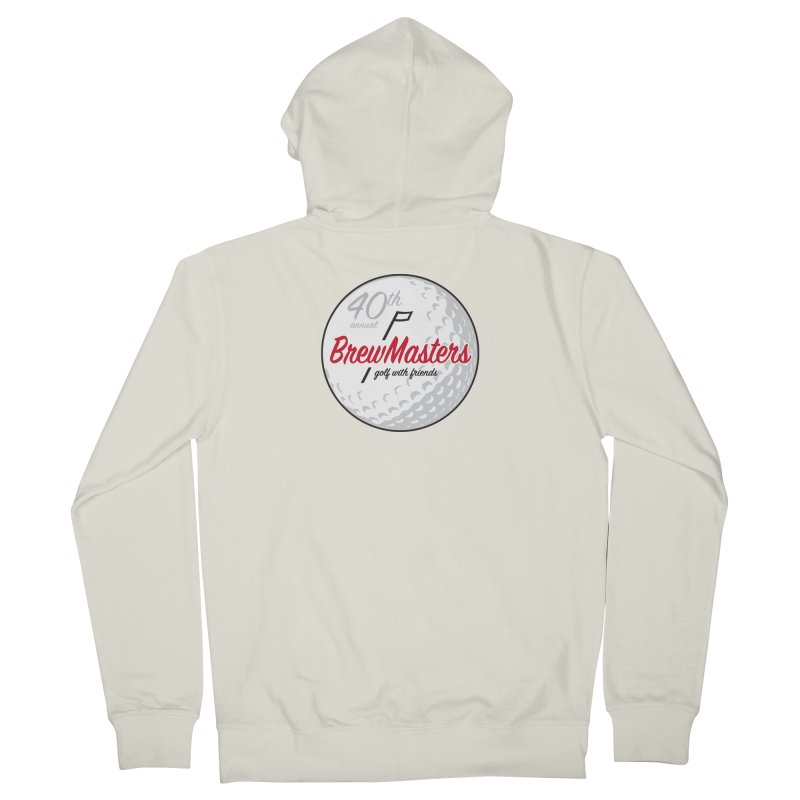 Brewmasters_40th_Annual_4 Men's French Terry Zip-Up Hoody by Brian Harms