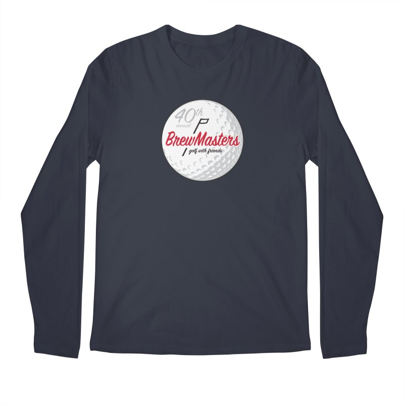 Brewmasters_40th_Annual_4 Men's Regular Longsleeve T-Shirt by Brian Harms