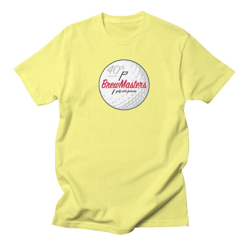 Brewmasters_40th_Annual_4 Women's Regular Unisex T-Shirt by Brian Harms