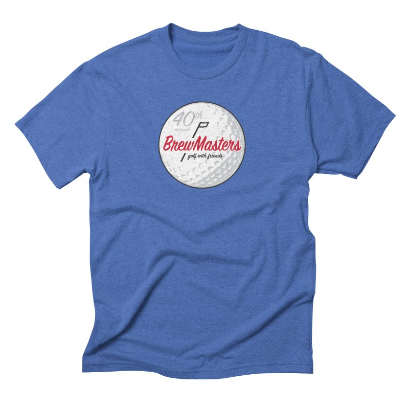 Brewmasters_40th_Annual_4 Men's Triblend T-Shirt by Brian Harms